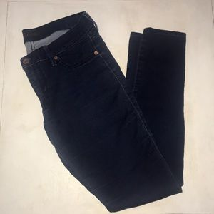 Express stretch skinny jeans (jegging)
